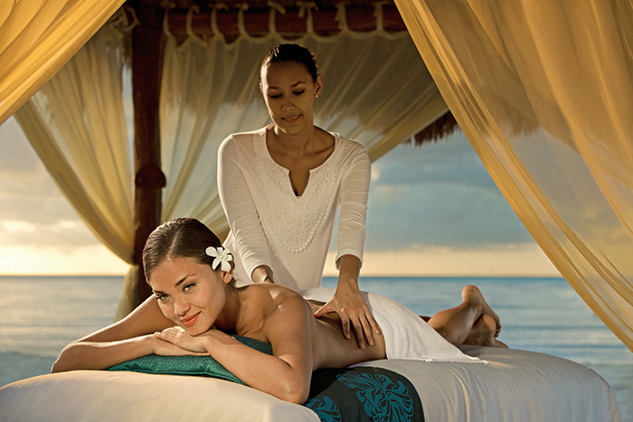 A Touch of Perfection Spa Package